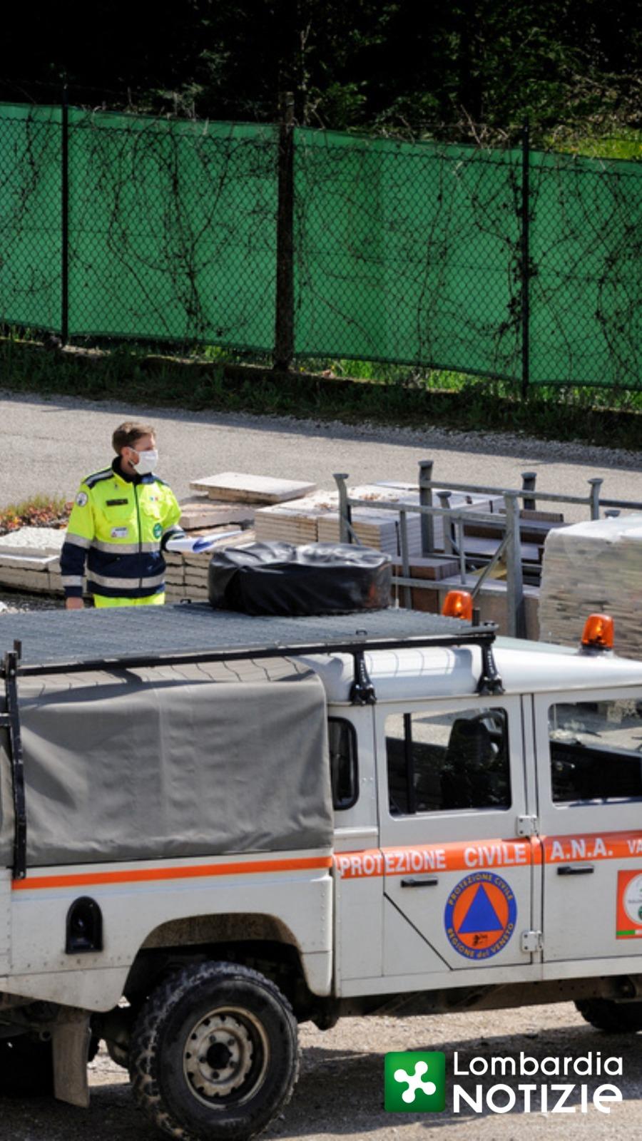 Protezione civile. Volontari più presenti in emergenze con nuova legge