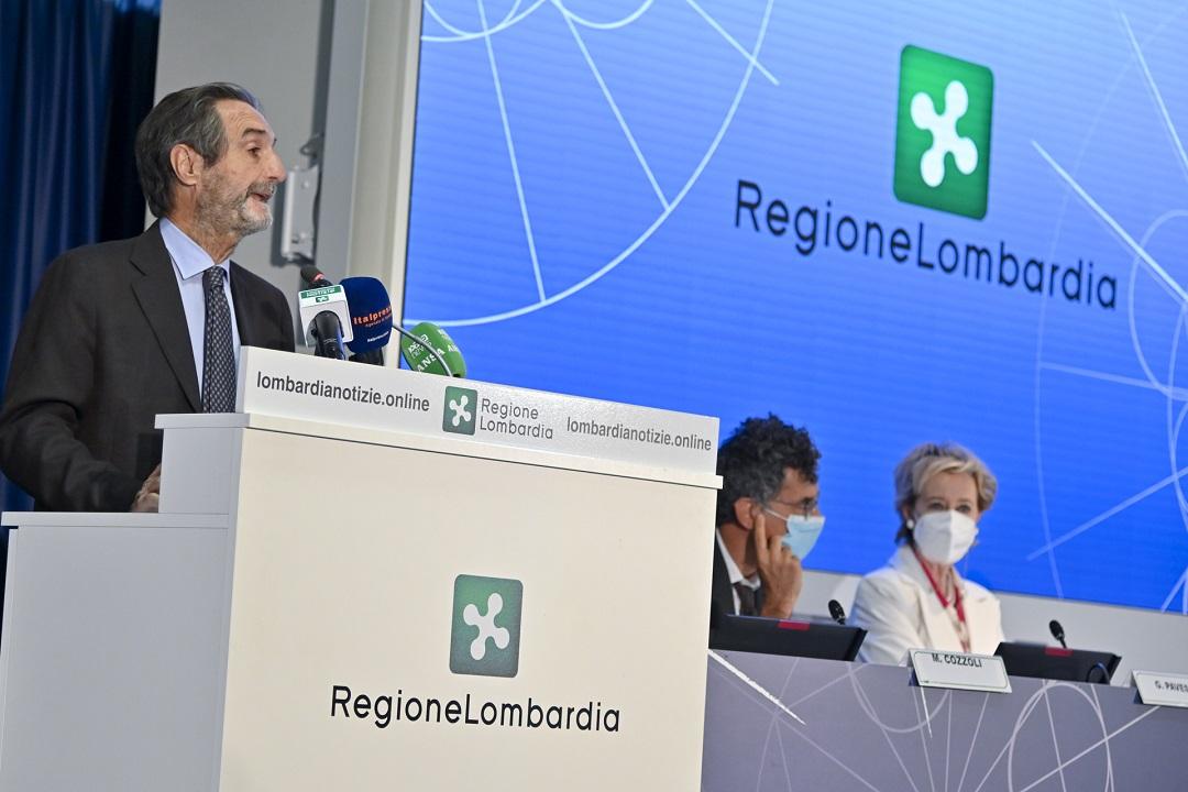 Lombardia Legge sanitaria