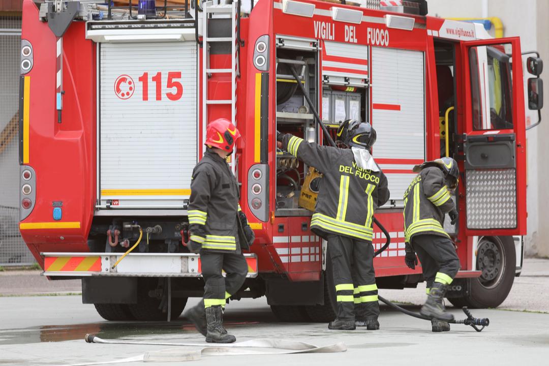 vigili del fuoco distaccamenti