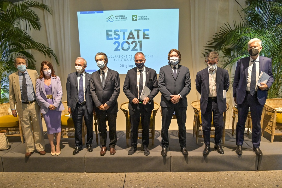 Estate 2021, Tremezzo