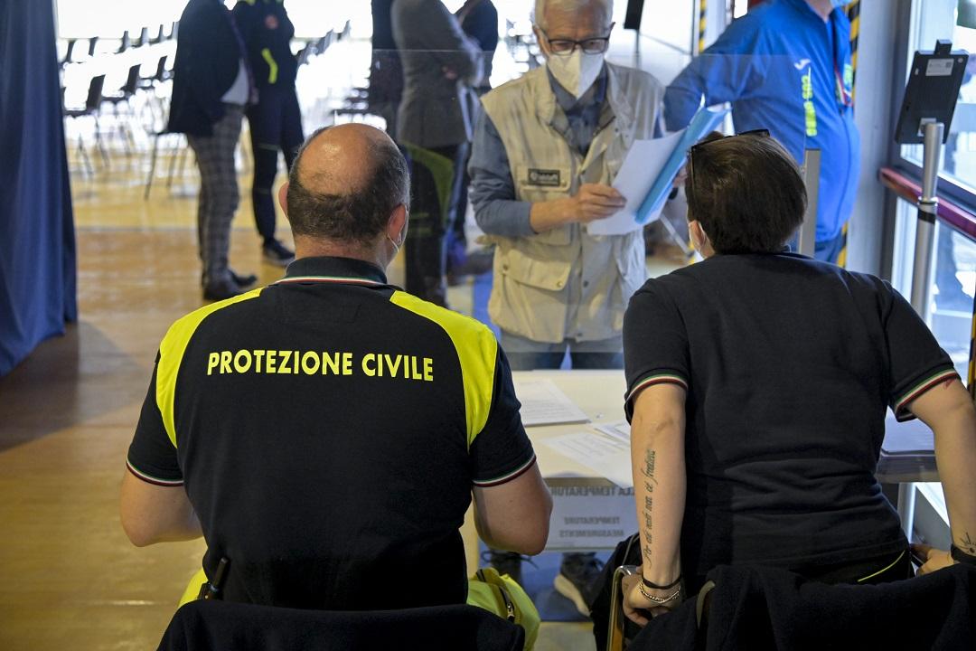 protezione civile agosto