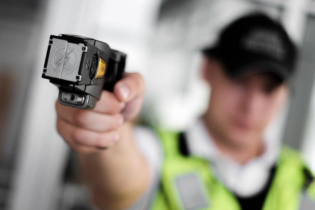 taser polizie locali