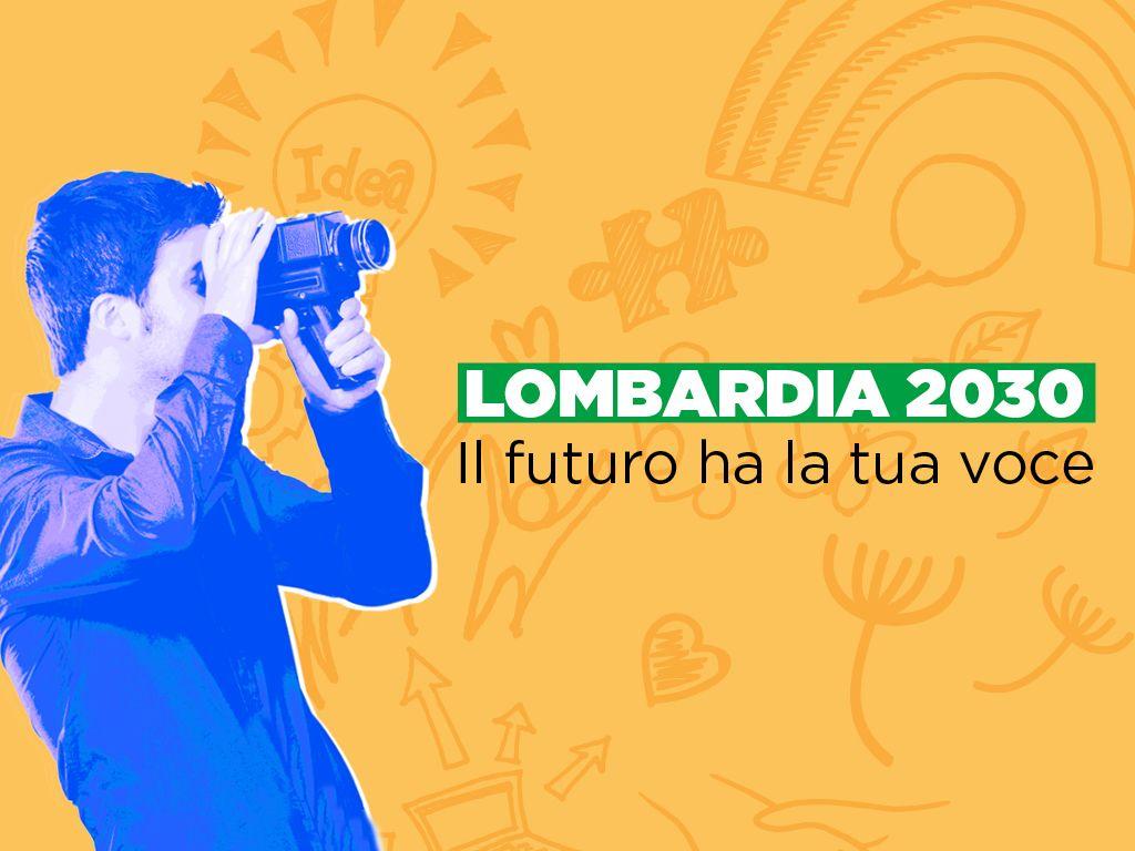 Giovani, concorso Lombardia 2030