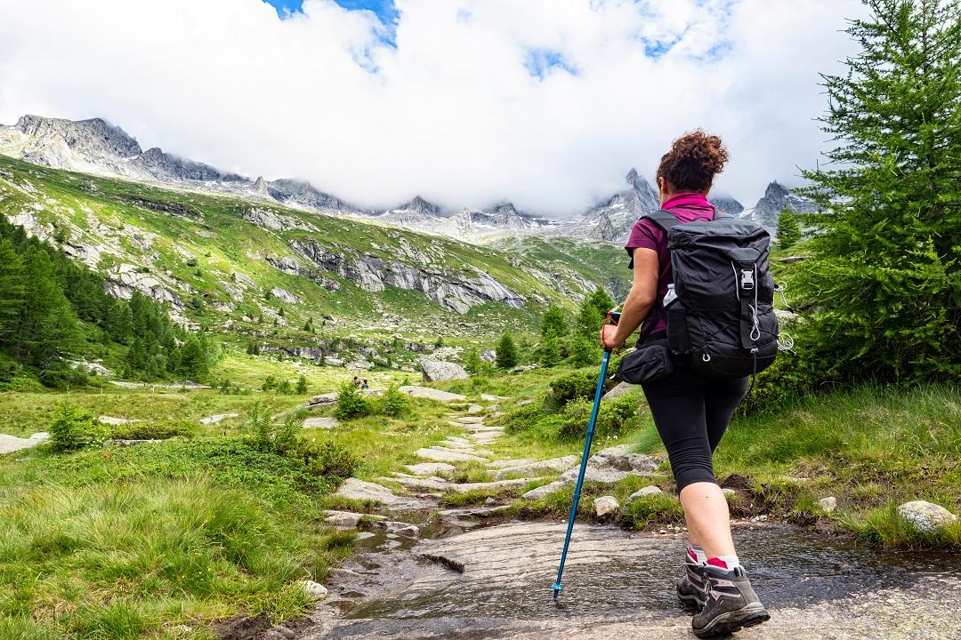 10 milioni rete escursionistica