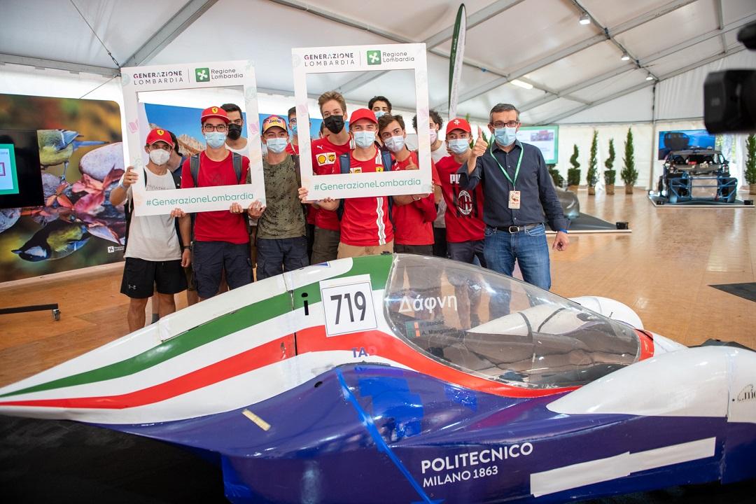 Al Gp di Monza i giovani degli oratori invitati da Regione