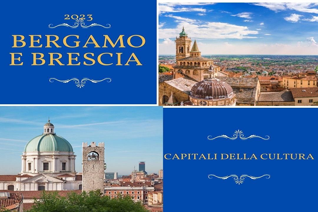 Bergamo Brescia cultura 2023