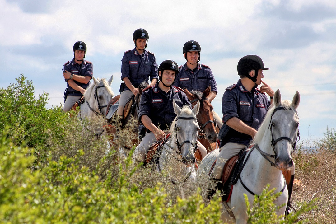 Carabinieri forestali rinnovata convenzione tra Regione e Arma