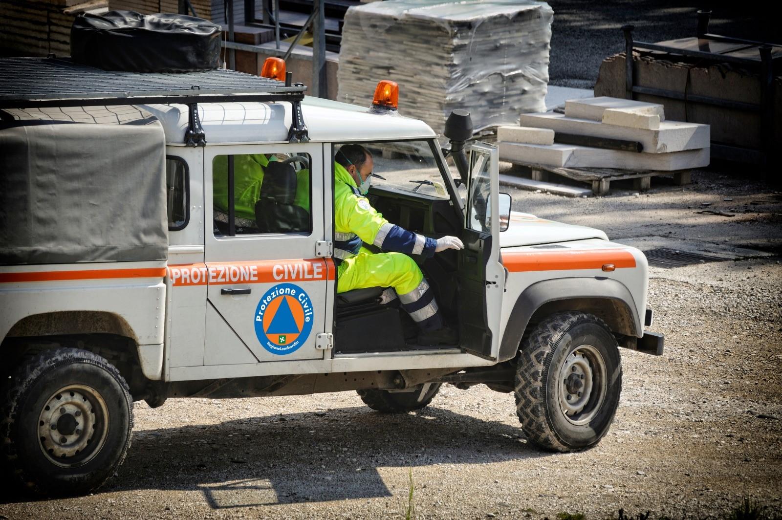 protezione civile centri emergenza