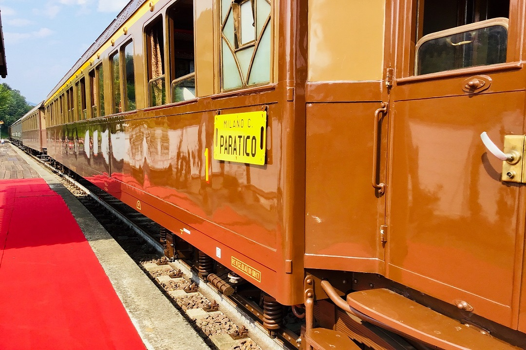 treni storici sebino express