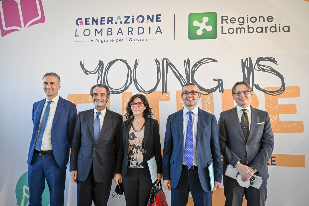 youth is future lombardia