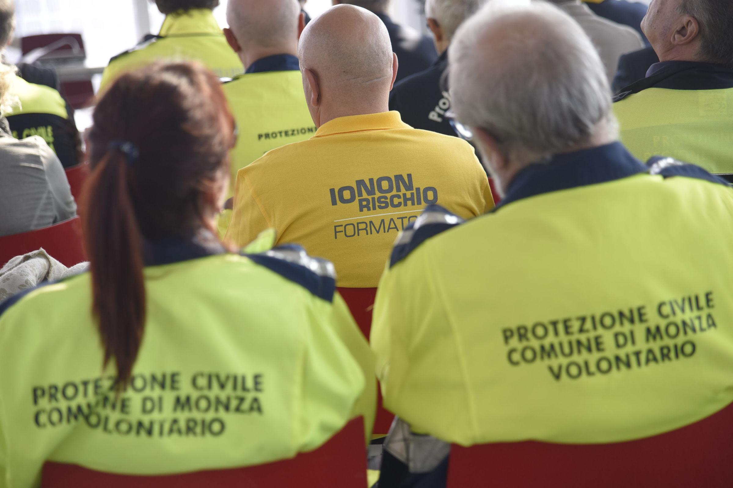 Protezione civile Colonne mobili