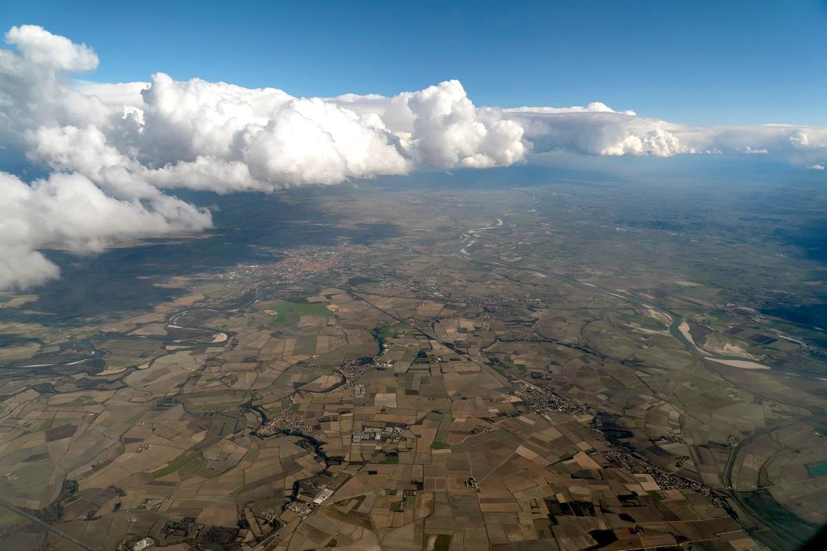 aria Regioni bacino padano